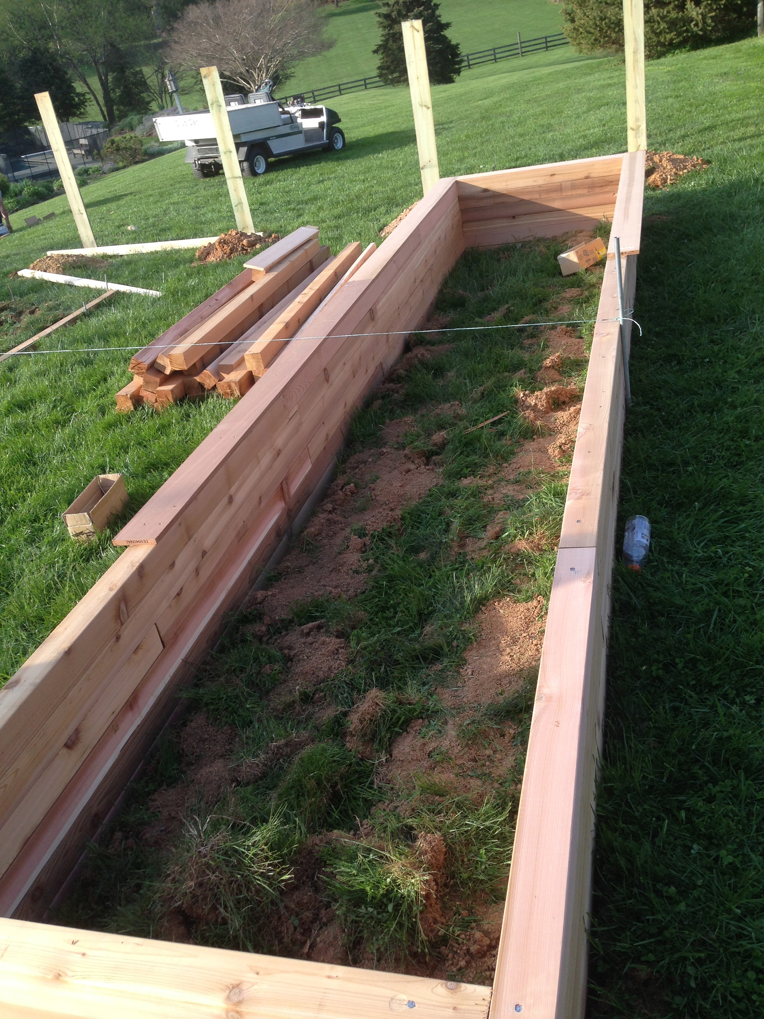 tall raised garden beds again grow bed potatoes with